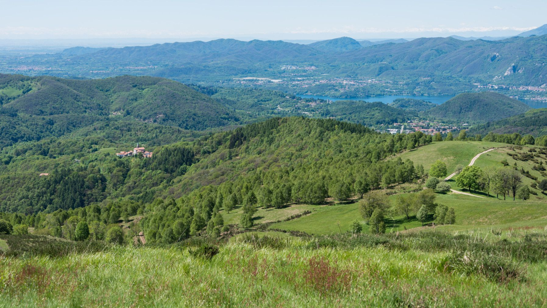 Coiromonte and Lage d'Orta